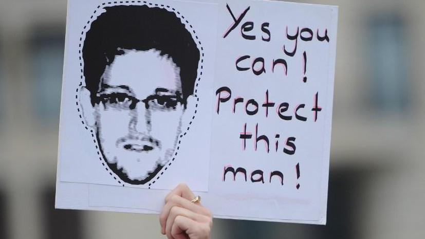 Мировые СМИ: Защита Сноудена ведёт Россию к ссоре с США