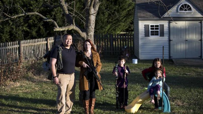 Исследование: в США каждый час как минимум один ребёнок получает огнестрельное ранение