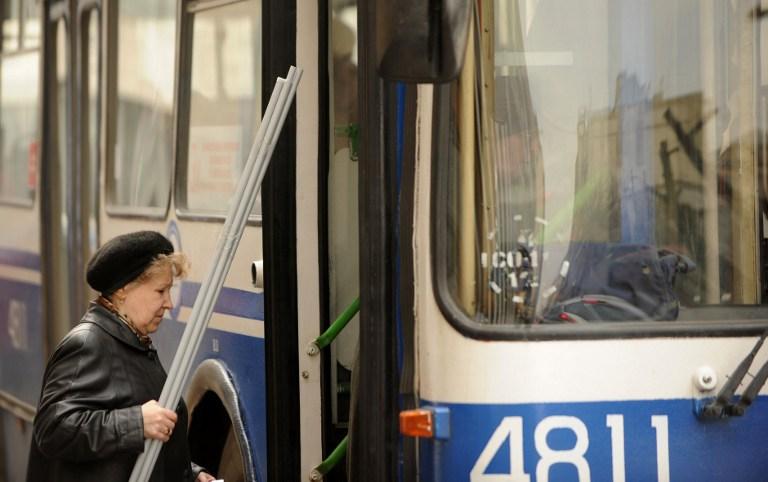 С нового года билеты на общественный транспорт в Москве можно будет приобретать в салонах связи