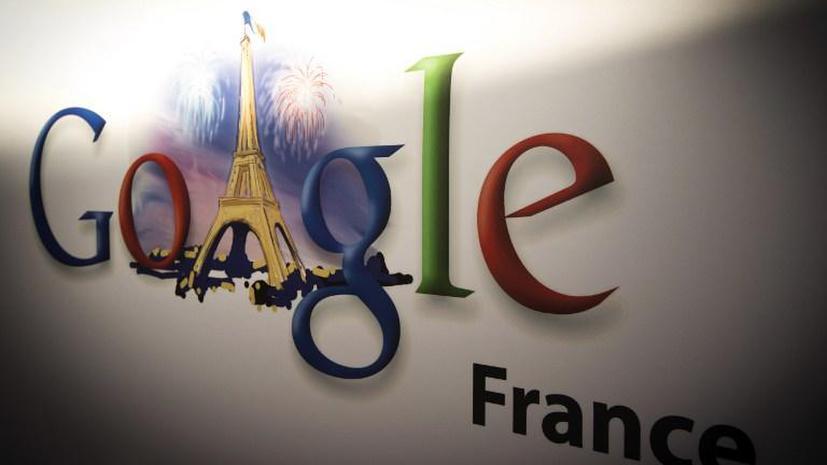 Google оштрафован во Франции за сбор персональных данных