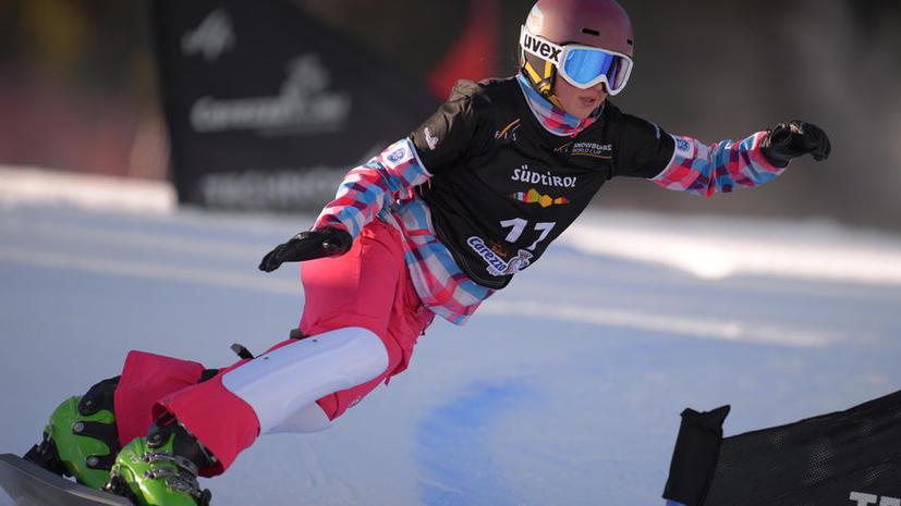 Назван состав олимпийской сборной России по сноуборду