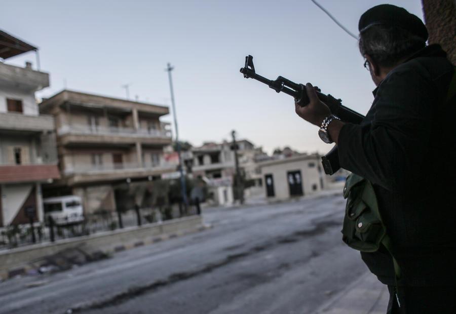 Антитеррористический центр СНГ: Европейские НПО готовят наёмников для внутригосударственных конфликтов