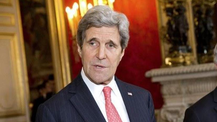 Джон Керри: Cвободные выборы не всегда ведут к демократии