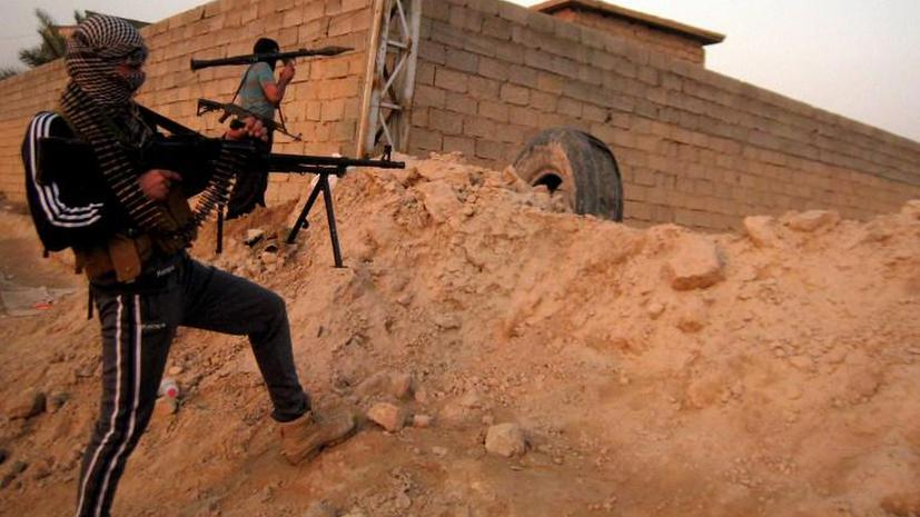Силы безопасности в Ираке ликвидировали лабораторию по производству химического оружия