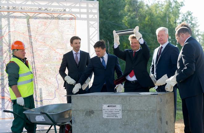 СМИ: В Москве началось строительство ещё одного дорожного кольца протяжённостью более 500 км