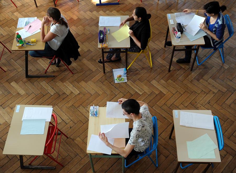 Во Франции выпускникам, которые списывали, запретят поступать в университет