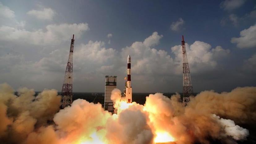 Индия запустила в космос второй спутник для построения собственного аналога GPS
