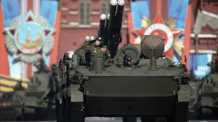 Депутаты предлагают официально объявить 2015 год в России «Годом Победы»