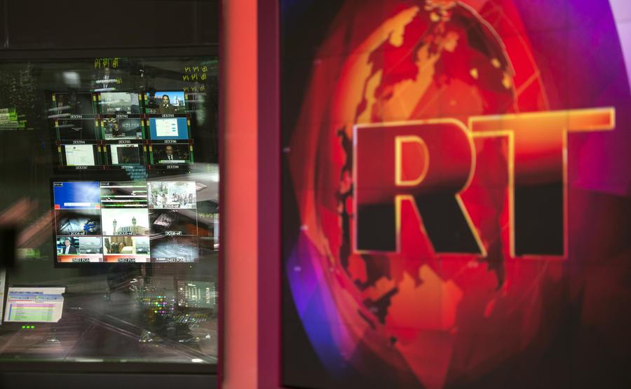 Ведущими нового ток-шоу на RT стали сын Джесси Вентуры и сын Оливера Стоуна