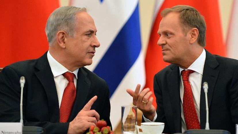 Польша и Израиль поддержали мирное урегулирование конфликта в Сирии