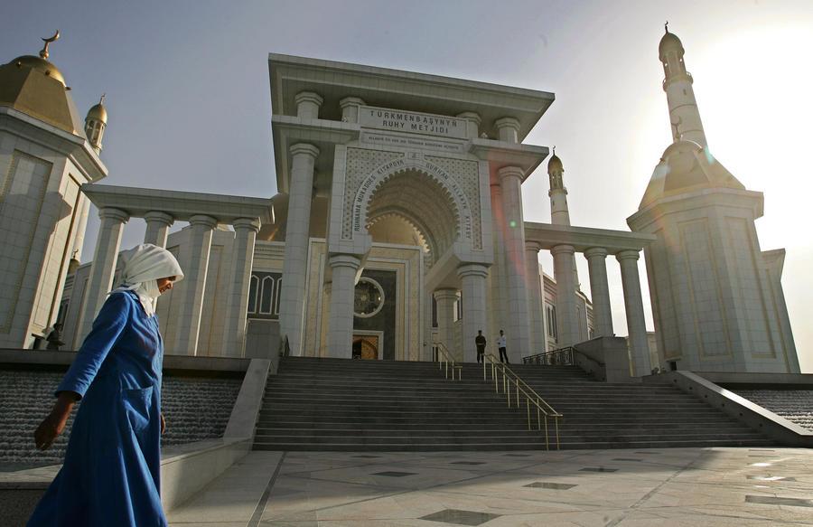 Ашхабад вошёл в Книгу рекордов Гиннесса как самый беломраморный город