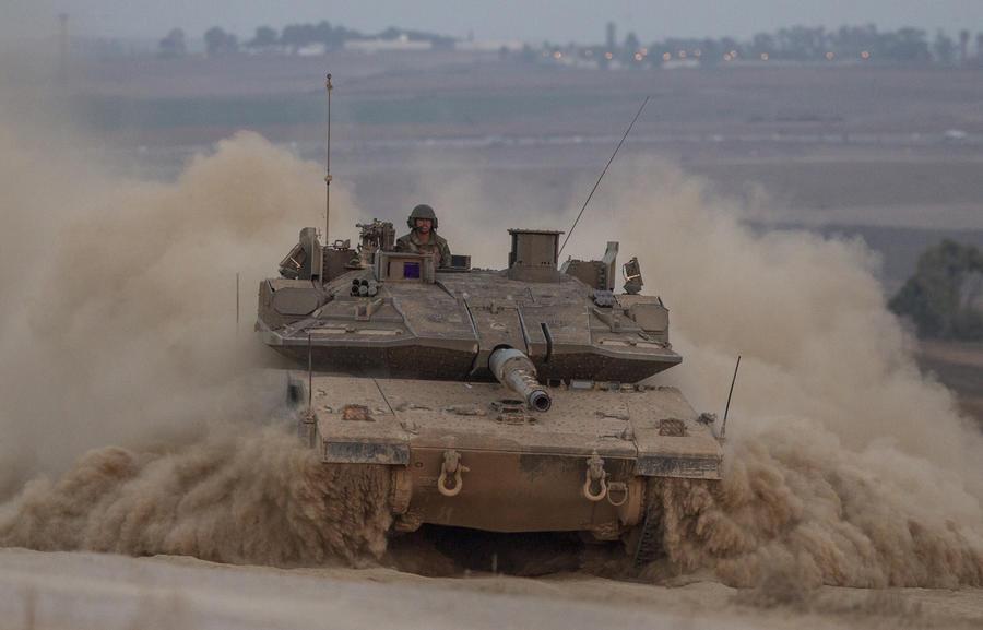 Израиль готов прекратить боевые действия в секторе Газа на 72 часа