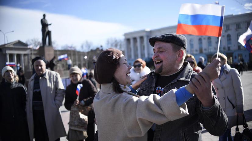 Крым в составе России: Реакция мирового сообщества