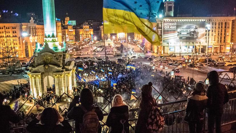 Сторонники интеграции с ЕС завтра покинут «евромайдан» в Киеве