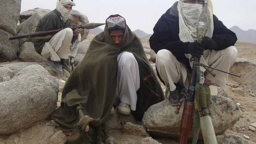 Доклад: «Талибан» отвоевал большую часть Афганистана с начала вторжения США