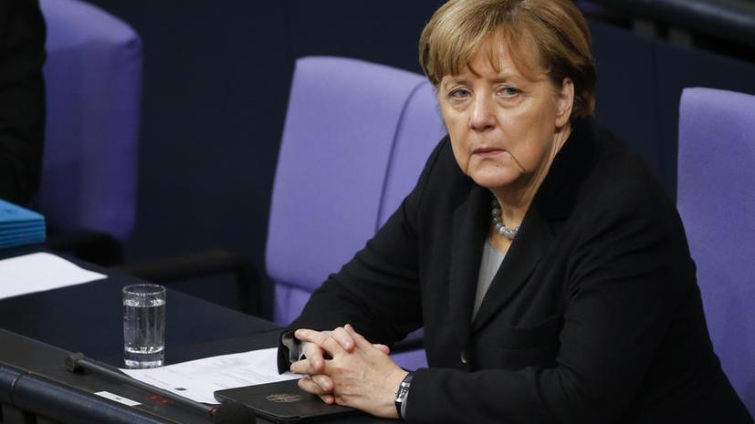 Политолог: Европу ждёт «шокирующий разворот» Ангелы Меркель