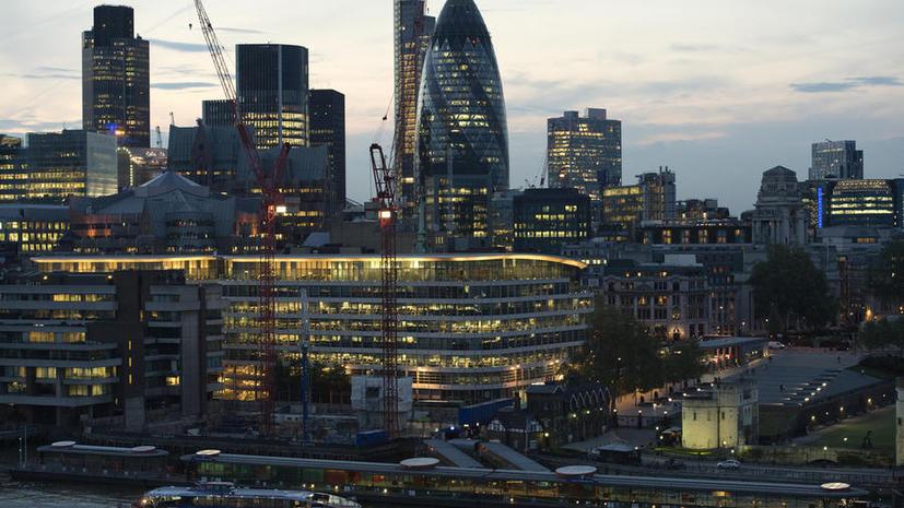 Деловой Лондон массово учит китайский