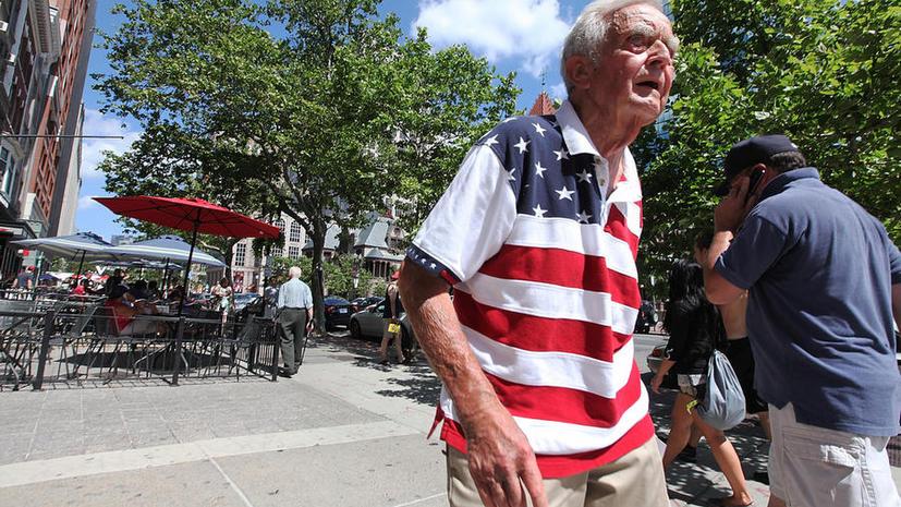 Опрос: американцы не хотят жить более 100 лет