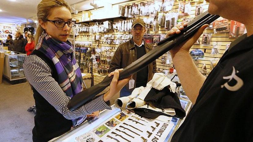 Типичный владелец оружия в США – это  женатый республиканец с юга