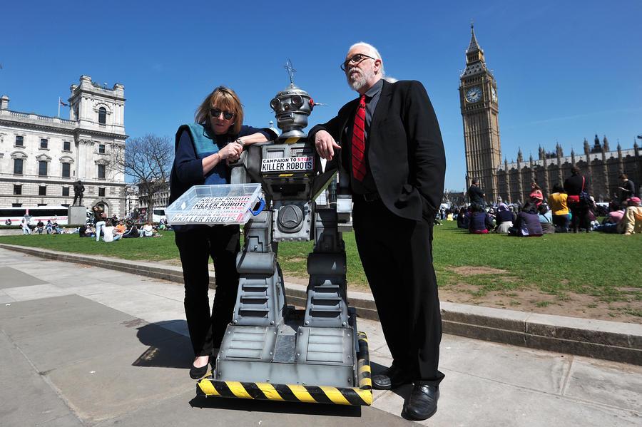 Эксперты под эгидой ООН обсудят будущее роботов-убийц