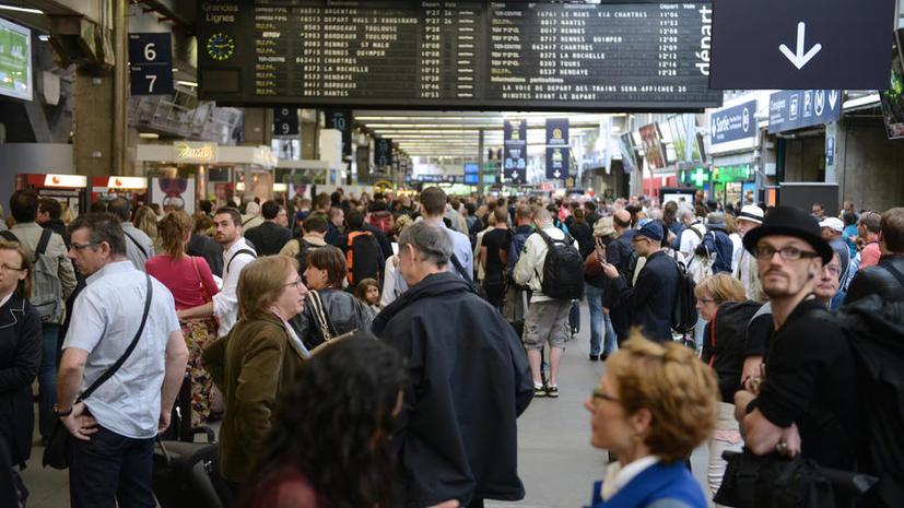 На фоне транспортного коллапса правительство Франции согласилось на реформы железнодорожной отрасли
