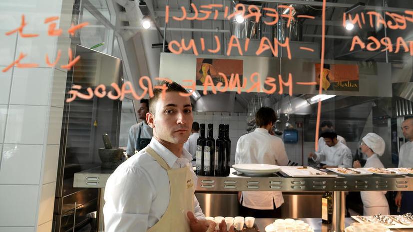 Посетители ресторанов в Италии рискуют остаться голодными из-за забастовки официантов