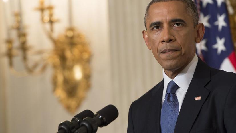 Барак Обама: ВВС США могут нанести авиаудары по боевикам «Исламского государства» в Ираке