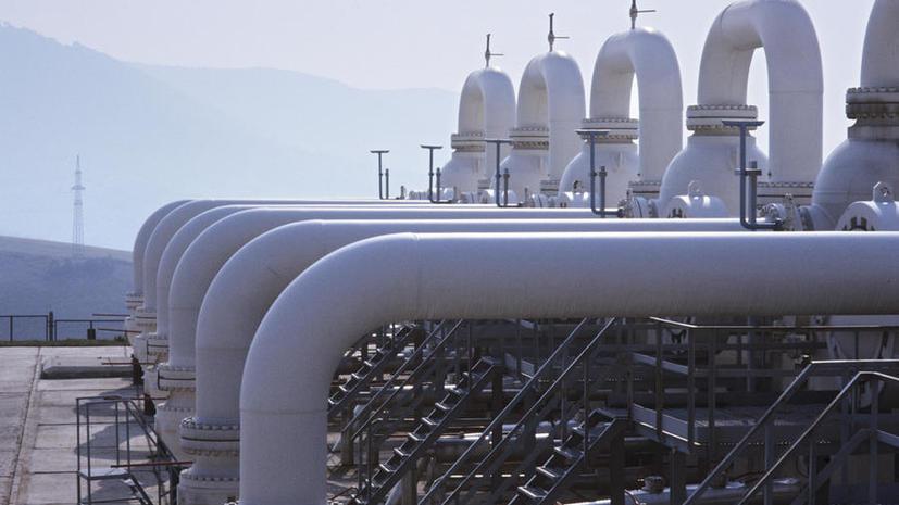 Национальная гвардия и СБУ взяли под охрану украинскую газотранспортную систему страны