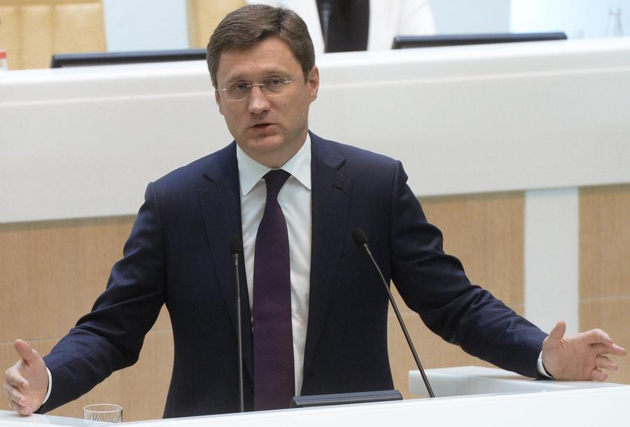 Александр Новак: Предоставление скидки на газ для Украины должно отвечать интересам России
