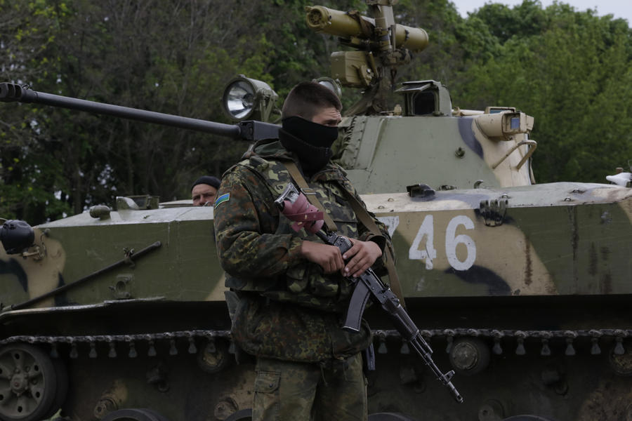 Аваков уволил бывших сотрудников «Беркута», которые отказались участвовать в силовой операции на востоке страны