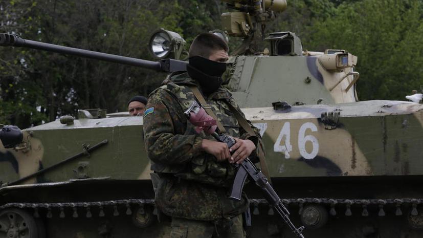 В ООН обеспокоены чрезмерным применением силы киевским режимом на юго-востоке Украины