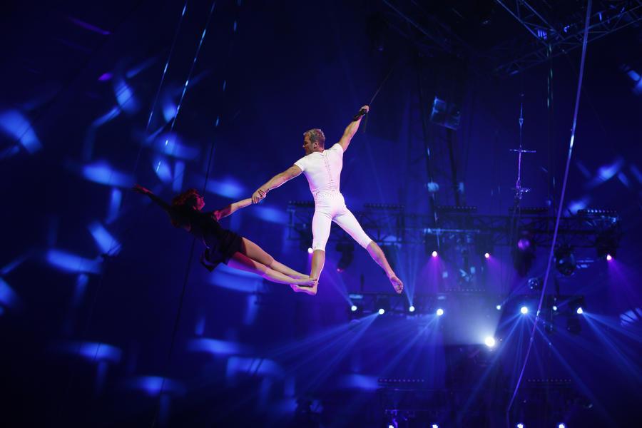Российские артисты впервые стали обладателями золотых наград самого престижного циркового конкурса