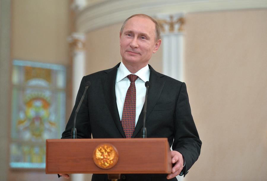 Администрация Петра Порошенко: Владимир Путин — очень сильный переговорщик