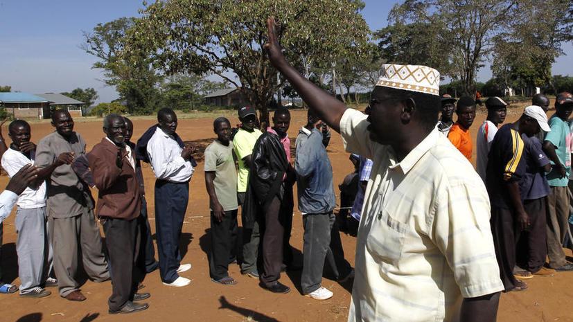 Сводный брат Барака Обамы набрал 1% на выборах в Кении