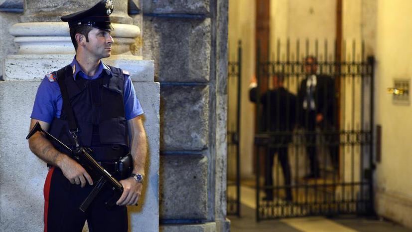 Власти Рима принимают чрезвычайные меры из-за угрозы теракта