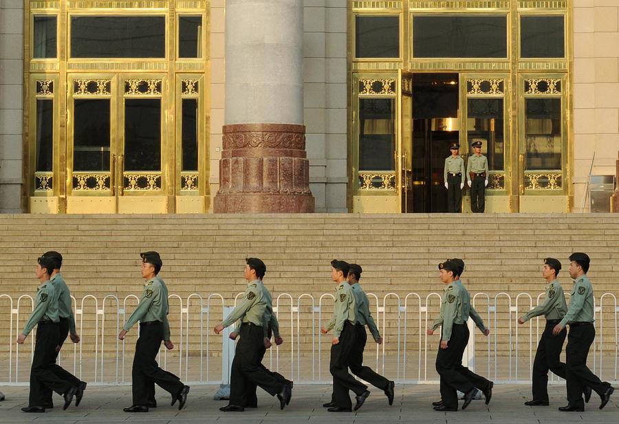В Пекине за несогласие с действиями полиции арестованы 13 человек