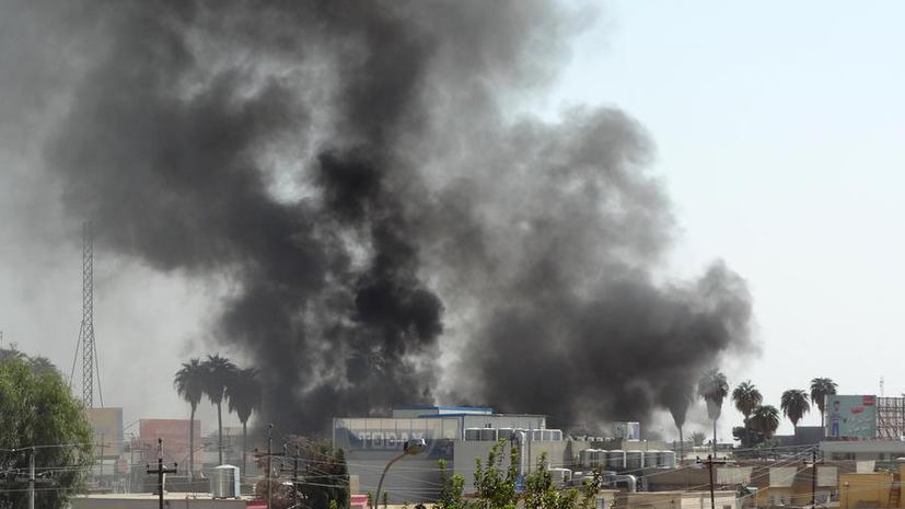 В результате теракта в иракской школе погибли 15 человек, 12 из них – дети