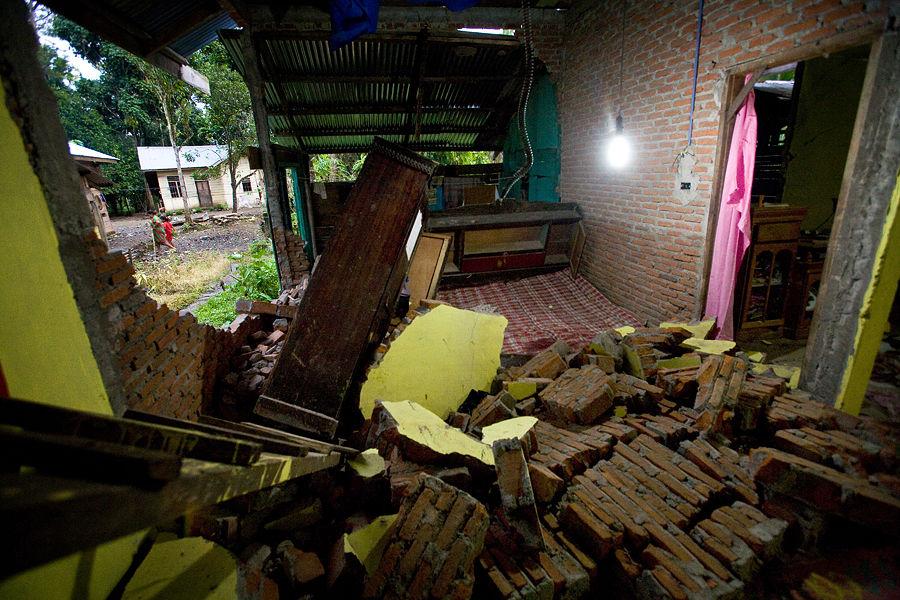 Мощные землетрясения привели к разрушениям на Соломоновых островах