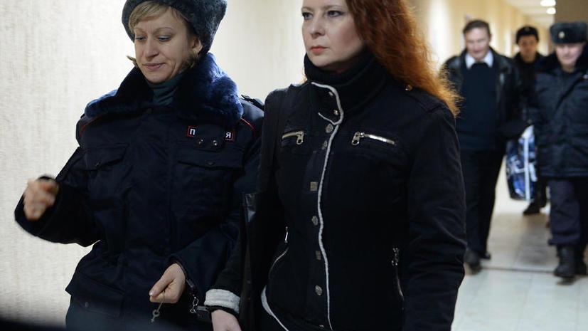Главная обвиняемая по делу о крушении «Булгарии» Светлана Инякина приговорена к 11 годам колонии