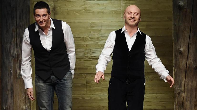 За неуплату налогов основателям Dolce & Gabbana грозит более двух лет тюрьмы