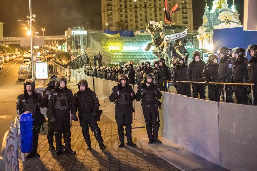 МВД Украины: Все задержанные участники протестов последних трёх дней выйдут на свободу