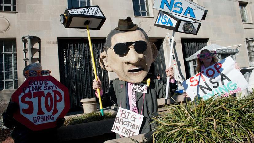Представителям властей США запретят говорить об утечках секретных данных