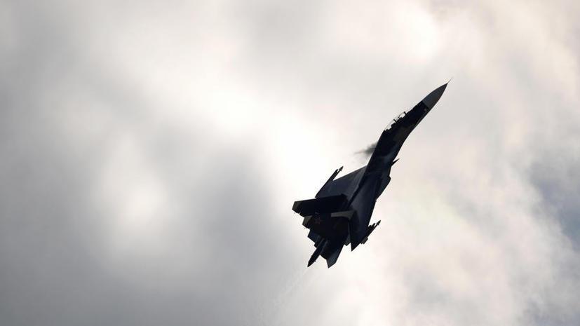 Аналитики Пентагона обнаружили российские самолёты в небе над Украиной