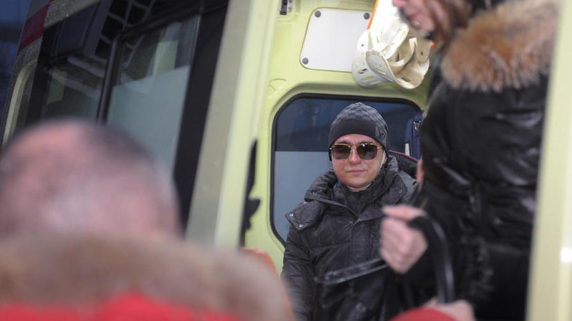 Сообщения российских и немецких врачей о состоянии худрука Большого театра не совпадают