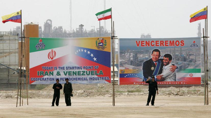 Экс-посол США в Организации американских государств: Венесуэла помогает Ирану отмывать деньги