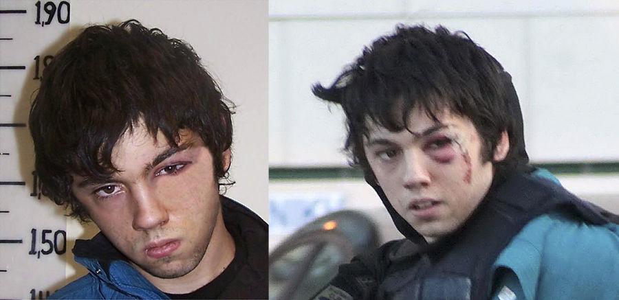 Греческая полиция отретушировала фотографии избитых задержанных