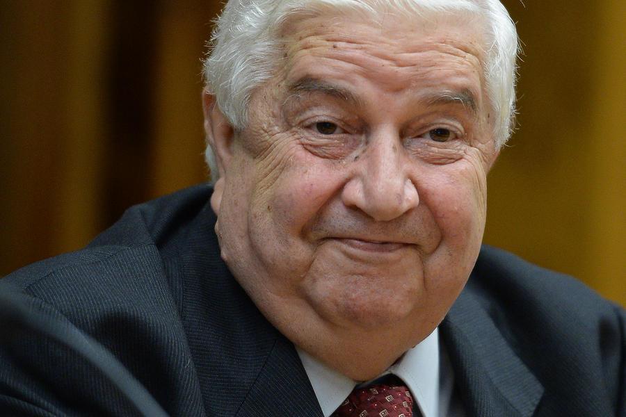 Валид Муаллем: Действия Анкары и Вашингтона приведут к ещё большему кровопролитию в Сирии