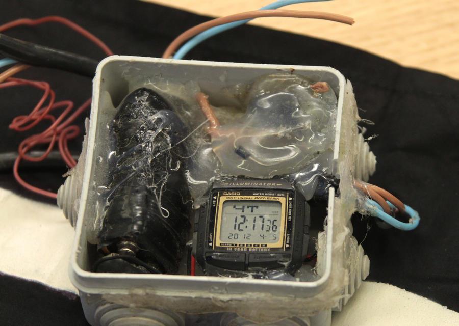 В США российского студента-инженера арестовали за эксперименты со взрывчаткой