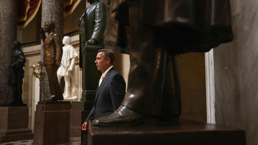 Дефолт не за горами: республиканцы не пошли на компромисс и потребовали от Обамы новых уступок