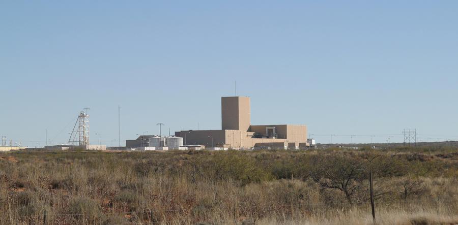 На заводе по утилизации ядерных отходов в США обнаружен повышенный уровень радиации